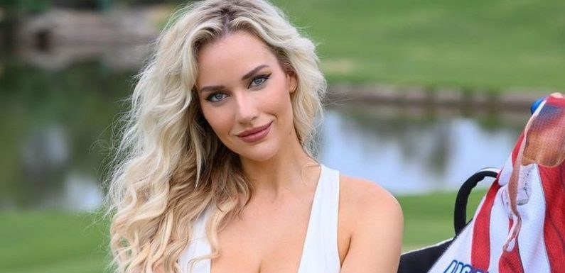 Golf beauty Paige Spiranac explains why she has more followers than Tiger Woods