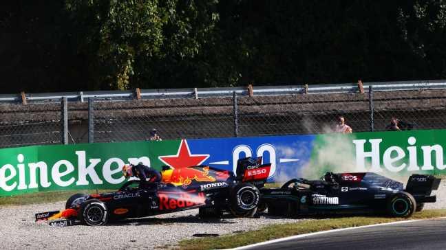Hamilton: Verstappen could have avoided crash