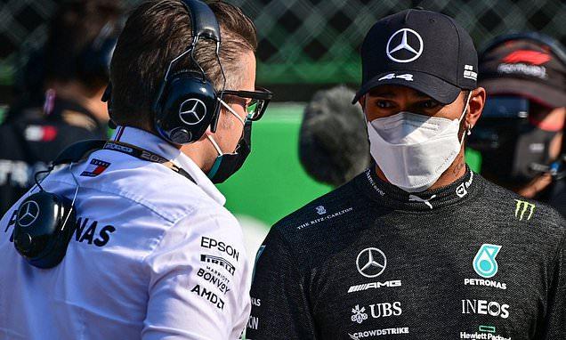 Hamilton: Verstappen should claim 'easy win' in Italian Grand Prix