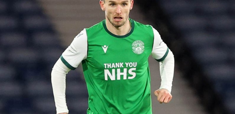 Hibs defender Paul McGinn gets Scotland call-up after trio withdraw from squad