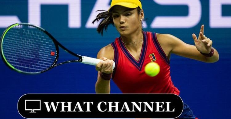 How to watch Emma Raducanu's US Open final for FREE in the UK