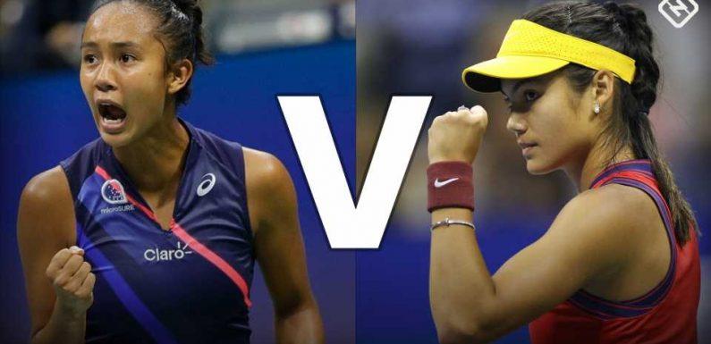 How to watch Leylah Fernandez vs. Emma Raducanu: Time, TV schedule, live stream for 2021 US Open final