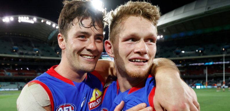 Injured Bulldogs 'really look good' as grand-final squeeze looms