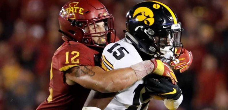 Iowa vs. Iowa State odds, prediction, betting trends for Saturdays top-10 showdown