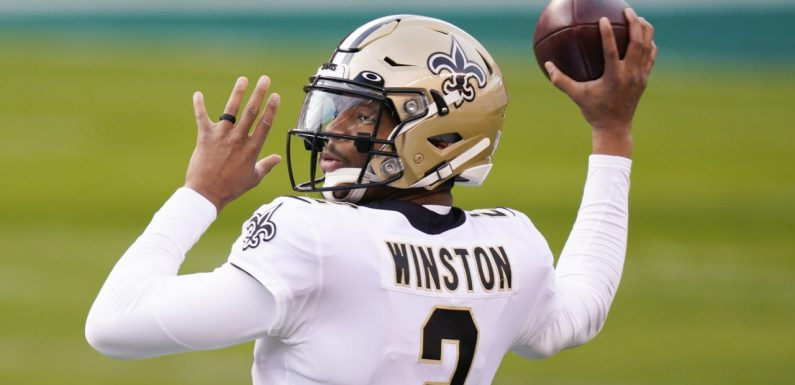 Jameis Winston 'grateful' for second chance to be a starting QB: 'I'm not taking anything for granted'