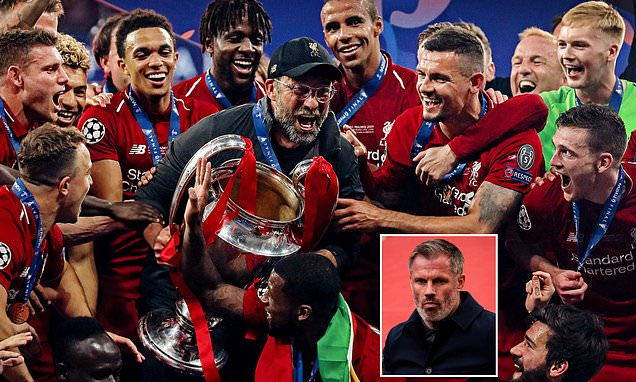 Jamie Carragher's 'nagging fear' for Liverpool if Jurgen Klopp leaves