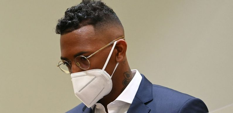 Jerome Boateng in court over allegations he assaulted ex-girlfriend