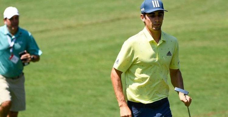 Joaquin Niemann sets Tour Championship record for fastest round at East Lake