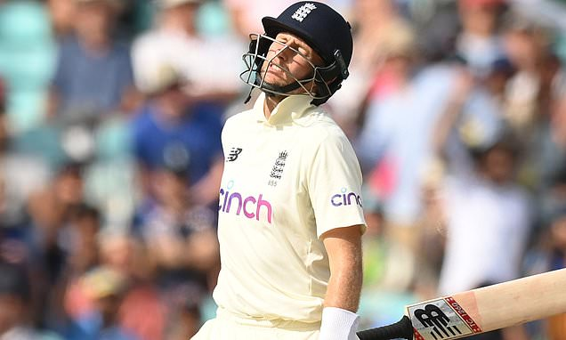 Joe Root admits England's defeat by India is 'hard to take'