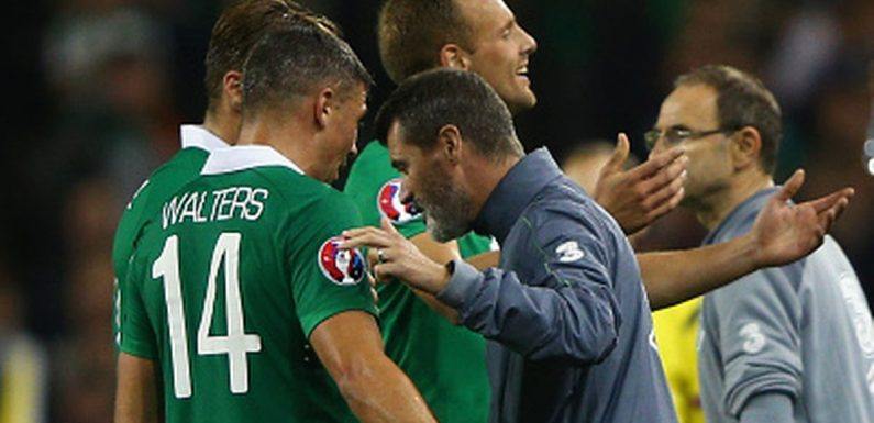 """Jon Walters told Roy Keane """"I'll rip your head off"""" in training ground row"""