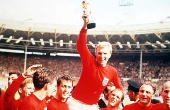 Just three of England's legendary World Cup winning team of 1966 are still alive today