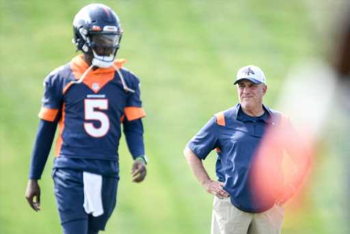 """Keeler: Teddy Bridgewater is right QB to """"resurrect"""" the Broncos, Marlin Briscoe says. And it's got nothing to do with Teddy's arm."""