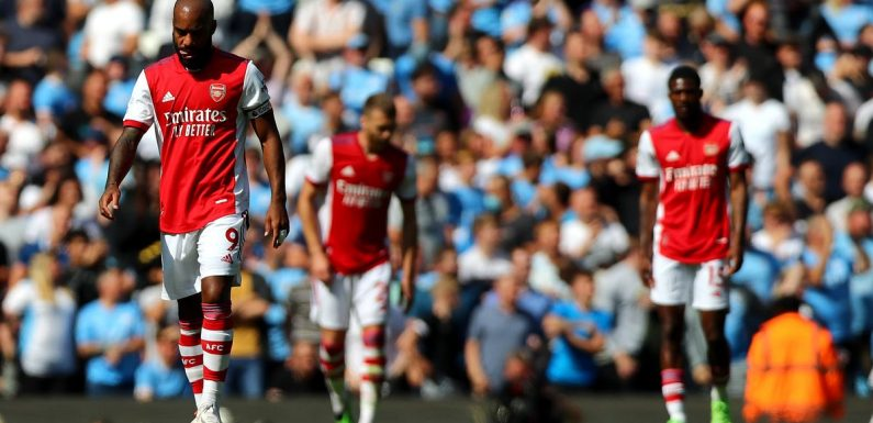 """Keown fears Arsenal face """"relegation struggle"""" with three crunch games pivotal"""