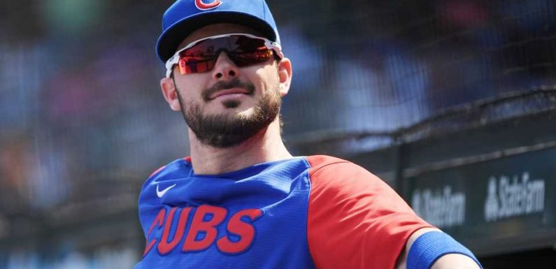 Kris Bryant returns to Wrigley Field in an emotional homecoming