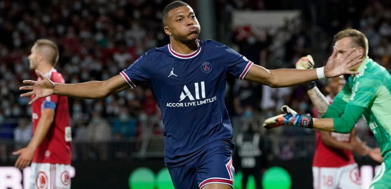 Kylian Mbappe: PSG sporting director Leonardo expects French star to stay beyond next summer