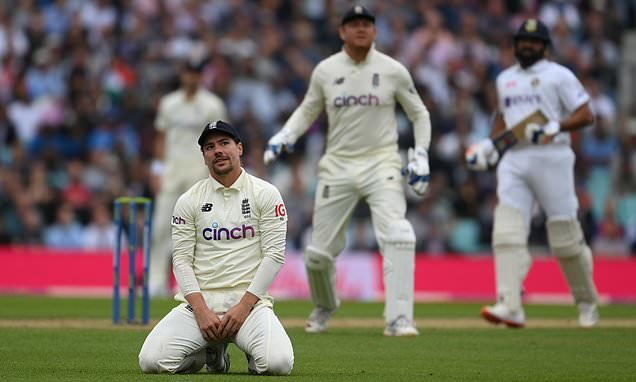 LAWRENCE BOOTH: England's fielding woes show their carelessness