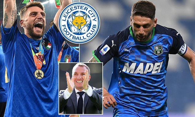 Leicester 'preparing shock swoop for Berardi in January'