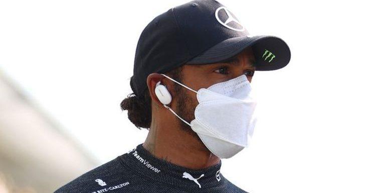 Lewis Hamilton and Max Verstappens telling reaction to huge Italian Grand Prix crash