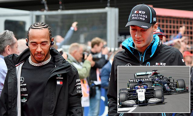Lewis Hamilton insists George Russell will 'energise' Mercedes