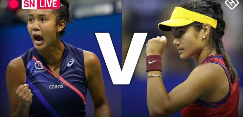 Leylah Fernandez vs. Emma Raducanu live score, results, highlights from 2021 US Open