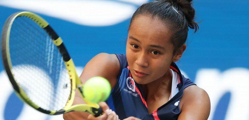 Leylah Fernandez's run to US Open semis captivates world