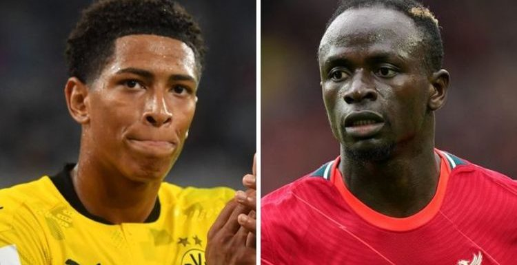 Liverpool could pay Jude Bellingham more than Sadio Mane as Reds eye £80m transfer