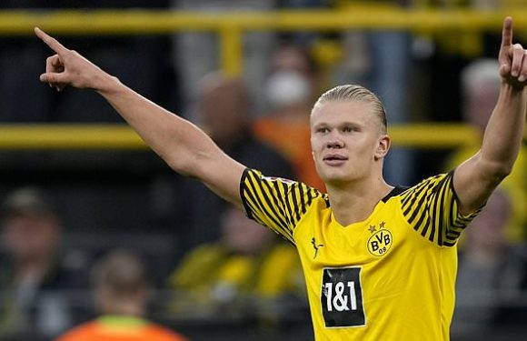 Liverpool join race to sign Erling Haaland from Borussia Dortmund
