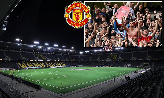 Man United fans set to be BARRED from Young Boys game