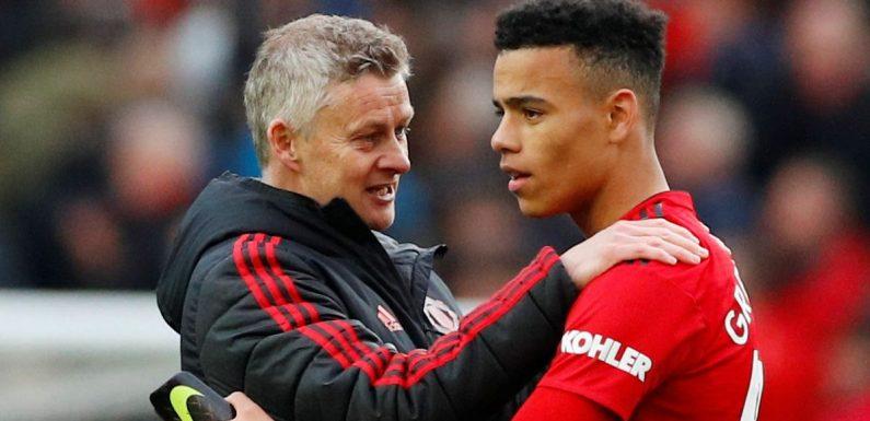 Man Utd boss Solskjaer has 'agreement' with Southgate over Mason Greenwood