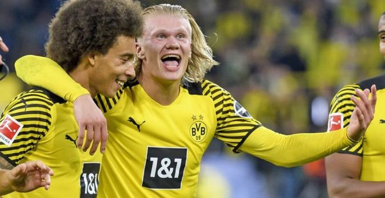 Man Utd can give Erling Haaland his dream shirt number despite Cristiano Ronaldo decision