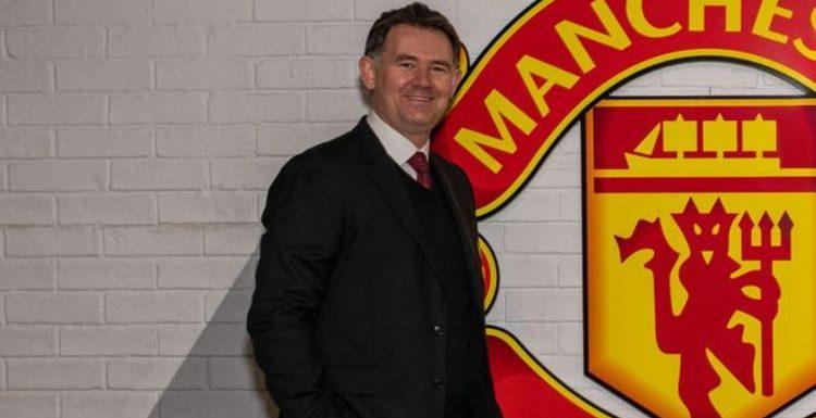 Man Utd chief John Murtough's two transfer priorities next summer identified