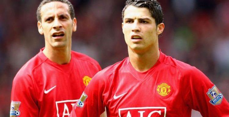 Man Utd hero Rio Ferdinand wants two 'weirdos' and sets Cristiano Ronaldo goal target