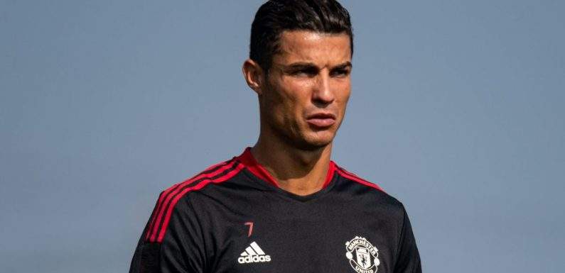 Man Utd's potential XI vs Newcastle if Ronaldo is handed start at Old Trafford