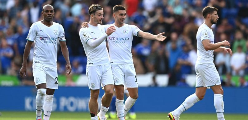 Manchester City await reliable finisher to emerge from collective goalscoring approach
