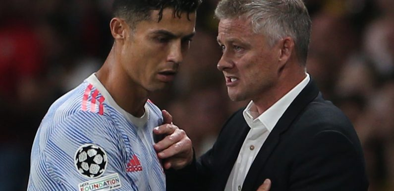 Manchester United vs Young Boys: Ole Gunnar Solskjaer explains Cristiano Ronaldo and Bruno Fernandes substitutions