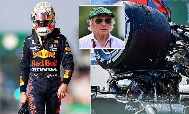 Max Verstappen must grow up, says Sir Jackie Stewart