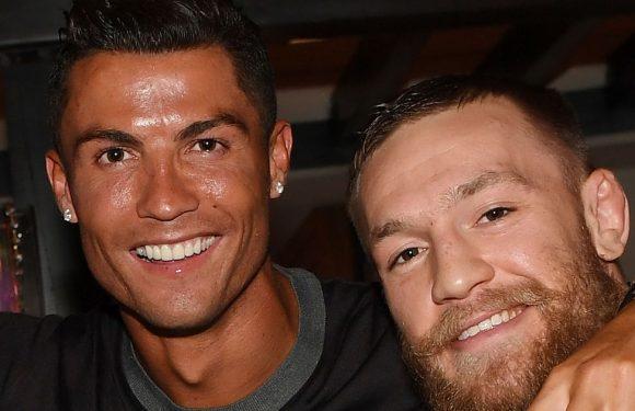 McGregor boasts he earns more than Ronaldo after embarrassing baseball throw