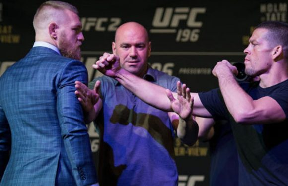 McGregor completing Diaz trilogy is 'not the right fight', says Michael Bisping