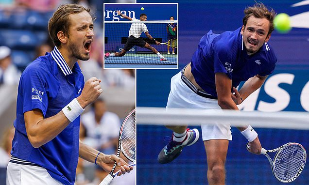 Medvedev through to US Open men's final
