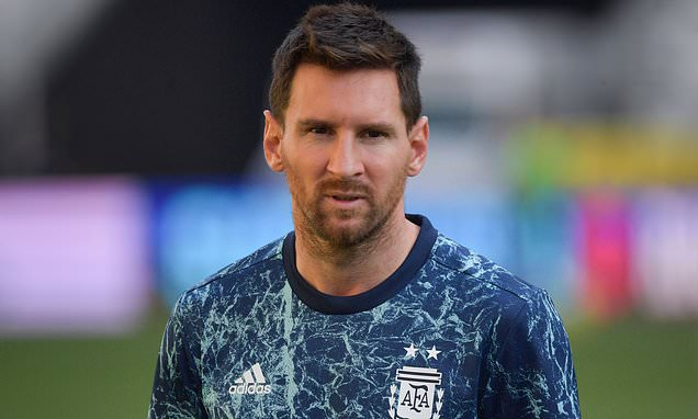 Messi implored Barcelona to accept the 'exceptional circumstances'