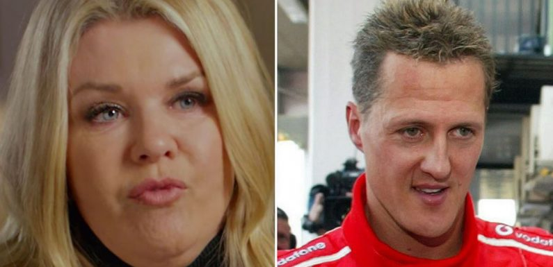 Michael Schumacher's family undergoing therapy to deal with their pain