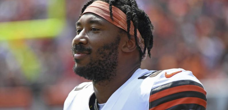 Myles Garrett aims to be LeBron James of Browns: 'I have to prove that I'm the playmaker at all levels'