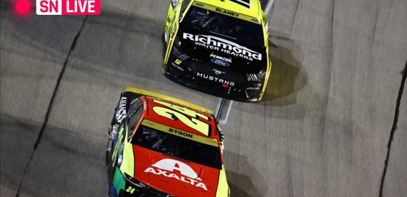 NASCAR at Richmond live race updates, results, highlights from Federated Auto Parts 400
