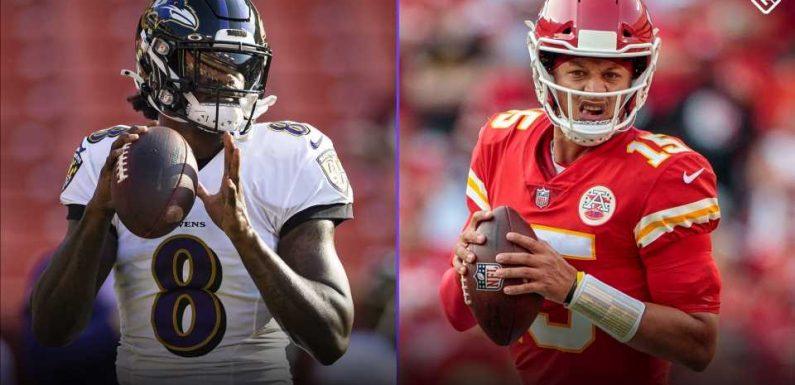 NFL picks, predictions against spread Week 2: Chiefs own Ravens; Packers, Cowboys, Browns rebound