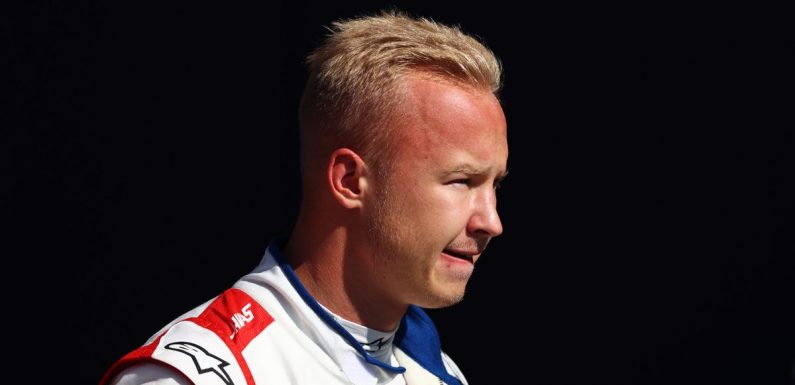 """Nikita Mazepin accused of """"life-threatening"""" move on team-mate as F1 row erupts"""