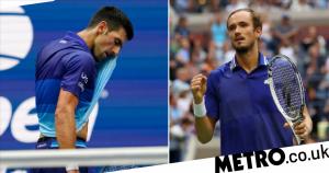 Novak Djokovic denied calendar Grand Slam as Medvedev wins epic US Open final