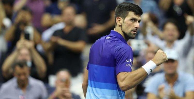 Novak Djokovic explains why he's 'had enough' of calendar Grand Slam talk