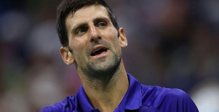 Novak Djokovic loves Roger Federer and Rafael Nadal US Open problem