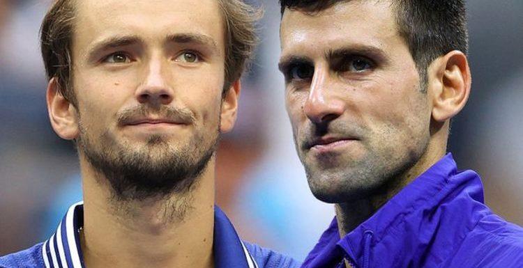 Novak Djokovic vs Daniil Medvedev LIVE: US Open final updates and scores