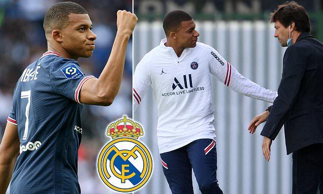 PSG chief Leonardo insists Mbappe WILL stay despite Madrid interest